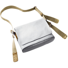 Brooks Paddington Shoulder Bag Canvas white/stone